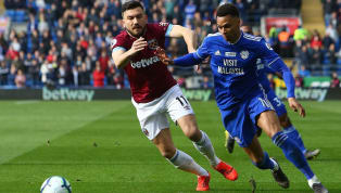 mers Cardiff may have had just 30% of the ball, but they cruised to an easy win over a hapless West Ham on Saturday afternoon at the Cardiff City Stadium. ...