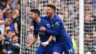 Win Frank Lampard won his first home game of the season in the Premier League, as his Chelsea side ran out 2-0 winners against Brighton on Saturday at...