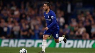 Thông tin từ tờ Metro vừa lên tiếng khẳng định, ban lãnh đạo Chelsea đã sẵn sàng để Eden Hazard đến với Real Madrid trong kỳ chuyển nhượng mùa Hè 2019 nếu như...