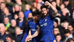 Former Arsenal striker againstJosé Mourinho's Tottenham Hotspur - the recipe for an inevitable plot twist that even Frank Lampard could see. Olivier Giroud...