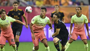 ophy ​Wolverhampton Wanderers beat Manchester City 3-2 on penalties after a goalless draw to lift the Premier League Asia Trophy in Shanghai. City dominated...