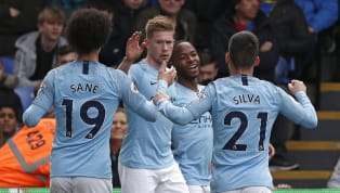 Top Manchester City produced a dominant display and survived a late scare to earn a 3-1 victory away to Crystal Palace to take Pep Guardiola's side back to...