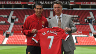 Angel Di Maria has blamed former manager Louis van Gaal for his disappointing form during his time with Manchester United. After making a £60m move to Old...