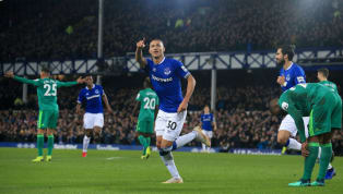 fees Everton and Watford were involved in a dramatic Monday night game which ended all square at Goodison Park as Lucas Digne grabbed a last minute equaliser...