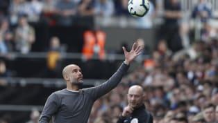 Los compañeros de Copa 90 decidieron plantearle un reto a Josep Guardiola, técnico del Manchester City y considerado uno de los mejores entrenadores del...