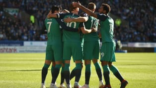 Tottenham made it back to back Premier League wins with a comfortable 2-0 victory over Huddersfield Town at the John Smith's Stadium on Saturday. It was an...