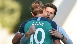 Tottenham Hotspur Manager Mauricio Pochettino Claims That Barcelona Could Steal Harry Kane