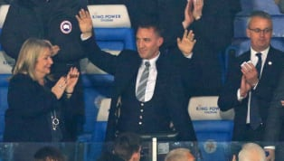 Win New manager Brendan Rodgers watched on in the stands as Leicester City picked up their first win since New Year's Day, with a 2-1 victory over Brighton at...