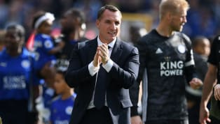 """Leicester manager Brendan Rodgers admits that he is """"really encouraged"""" for next season after watching his side draw 0-0 with Chelsea on the final day of the..."""