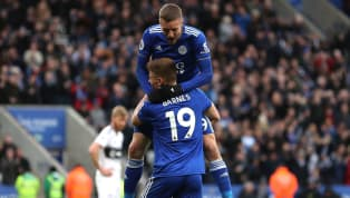 oals Leicester City secured their first win under new manager Brendan Rodgers, as they beat Fulham 3-1 on Saturday afternoon. After going close on several...