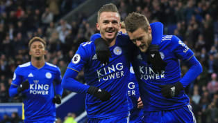 Leicester 2-0 Watford: Report, Ratings and Reaction as Vardy and Maddison Net in Foxes Win