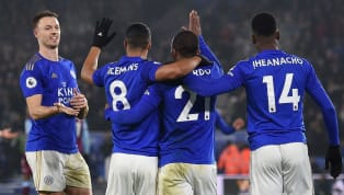 Win Ricardo Pereira and Harvey Barnes linked up twice and Ayoze Perez scored a brace at the King Power Stadium as Leicester downed West Ham in the Premier...