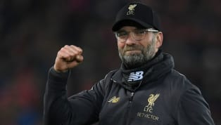 ​Liverpool manager Jurgen Klopp has refused to get carried away with talk about his side potentially winning the Premier League title following their ​5-1 win...