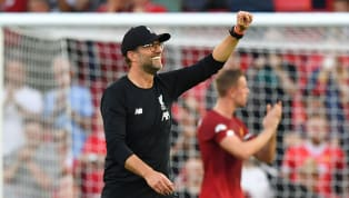 Reds Liverpool manager Jurgen Klopp was delighted withhis side's passion and desire during the 3-1 win over Arsenal. The Reds continued their perfect start...