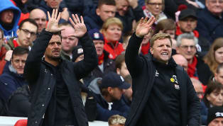 Eddie Howe was left cursing Bournemouth's bad luck against Liverpool on Saturday afternoon, after the Cherries boss claimed that Steve Cook's early injury...