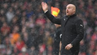 Burnley manager Sean Dyche felt as though his side were unsettled by Leicester being reduced to ten men so early on in their 2-1 defeat to the Foxes on...