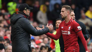 Liverpool captain Jordan Henderson has revealed how Jurgen Klopp's half time team-talk was  the inspiration for his side's 2-0 victory over Chelsea on Sunday...