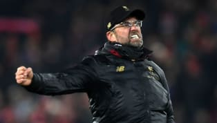 ​Liverpool manager Jurgen Klopp cut a relieved figure following the final whistle as he lauded his players' 'character' following a narrow victory against...
