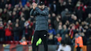 "​​Liverpool manager, Jurgen Klopp has revealed that he is not ""interested"" in his side's unbeaten run following their ​5-2 win over Everton in the Merseyside..."