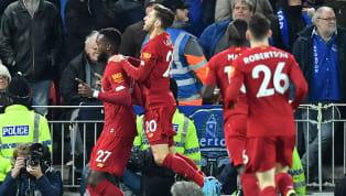 Divock Origi mendapatkan sorotan tinggi setelah mencetak dua gol dalam kemenangan 5-2 yang diraih Liverpool atas Everton di Anfield dalam pertandingan pekan...