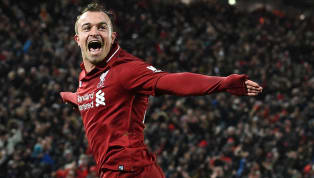 Liverpool Fans Loved Xherdan Shaqiri's Simple Message for Gary Neville After Second-Half Brace