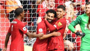 Tiền đạo Mohamed Salah ghi bàn cho The Kop, bàn thắng nâng tỷ số lên 3-1, đây là bàn thắng rất đẹp xuất phát từ đường kiến tạo của Roberto Firmino. Sau khi...