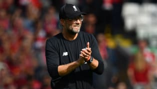 ​Liverpool coaches past and present have been named on the four-strong shortlist for September's Premier League Manager of the Month award, with Jurgen Klopp...