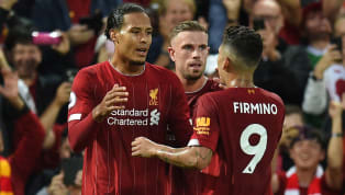 ener Liverpool's challenge for the Premier League title got off to (almost) the perfect start on Friday evening as they stormed to a 4-1 win over Norwich City...