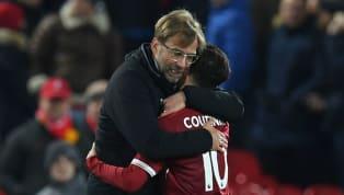 Huấn luyện viên Jurgen Klopp lên tiếng khẳng định rằng, đội bóng của ông không có ý định chiêu mộ lại tiền vệ Philippe Coutinho. Mùa đông năm 2018, Philippe...