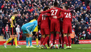 Win Liverpool claimed yet another Premier Leaguevictory despite a unconvincing display against Watford at Anfield on Saturday. Despite the European champions...