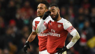 ​Former Arsenal striker Kevin Campbell has claimed Gunners manager Unai Emery 'isn't comfortable' with playing star forwards Pierre-Emerick Aubameyang and...
