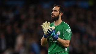 Claudio Bravo is set to run down the remainder of his contract with Manchester City and leave the club next summer. The 36-year-old has dropped down the...
