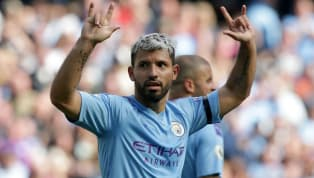 Manchester City striker Sergio Aguero bagged an impressive brace during his side's victory over Brighton on Saturday afternoon, and in doing so he achieved an...