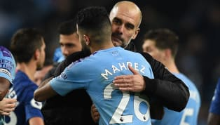 ​Pep Guardiola has said that Riyad Mahrez is a player who will rarely suffer from injuries due to the fact that he has no muscles in his legs. The winger has...