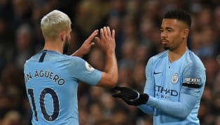Manchester City forward Gabriel Jesus has voiced his frustrations over his starting chances under Pep Guardiola, but concedes that Sergio Aguero's...