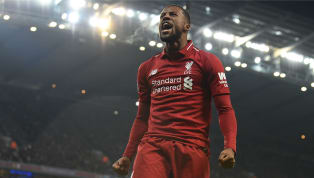 ​Liverpool midfielder Georginio Wijnaldum claims he is hoping to be fit for Liverpool's clash with Crystal Palace this weekend, despite concerns that a knee...