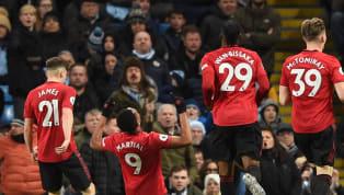 u United remporte le derby de Manchester face à City (1-2) à l'extérieur. Marcus Rashford etAnthony Martial sont les buteurs en première période de cette...