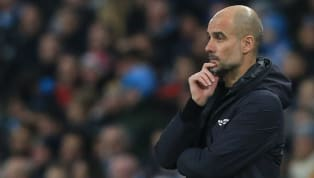 Pep Guardiola has denied rumours that he could leave his post at Manchester City at the end of the season - claiming he'll only leave if and when he's sacked....
