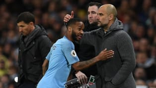 Manchester City manager Pep Guardiola was full of praise for Raheem Sterling but believes he can still improve, as they beat Watford 3-1 on Saturday...