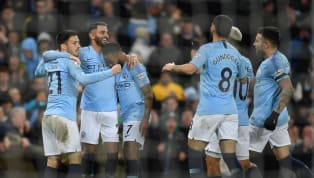 Manchester City host Schalke at the Etihad Stadium in the second leg of the Champions League round of 16. The hosts have three away goals thanks to their 3-2...