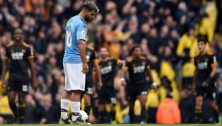 Manchester City lost to Wolves. In the Premier League. At home. By two goals. With no reply.  This was not their first loss of the season - the 3-2 defeat at...