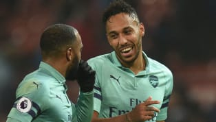 ​Pierre-Emerick Aubameyang has revealed that his positive relationship with strike partner Alexandre Lacazette both on and off the pitch helped him quickly...