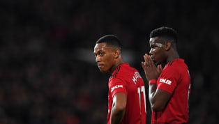 lash ​Manchester United manager Ole Gunnar Solskjaer has provided an update on the fitness of both Paul Pogba and Anthony Martial, as he expects both to figure...