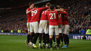 Win ​Two goals in two first-half minutes set the foundations for Manchester United to enjoy a confident display over Brighton at Old Trafford, as the hosts...