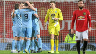 pset Manchester United slipped to another disappointing defeat at home to lowly Burnley on Wednesday night, losing 2-0 to the impressive Clarets.​ The first...