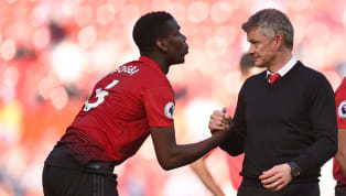 "​​Manchester United manager, Ole Gunnar Solskjaer is not considering the thought of letting star player, ​Paul Pogba leave in the summer, claiming that, ""he..."