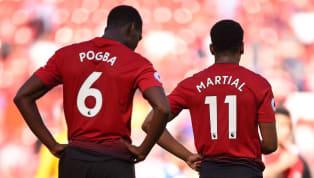 Manajer Manchester United, Ole Gunnar Solskjaer, mengonfirmasi absennya Paul Pogba dan Anthony Martial jelang laga melawan Leicester City. Keduanya cedera...