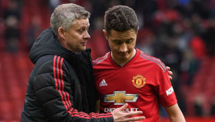 Manchester United midfielder Ander Herrera helped his team avoid a fourth consecutive defeat - and eighth defeat in the space of 10 games - on Sunday when he...