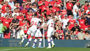 Manchester United played hosts to Crystal Palace at Old Trafford and a late goal from Patric van Aanholt meant they suffered their first defeat of the season....