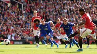 İngiltere Premier Lig'in 5. hafta mücadelesinde Manchester United, kendi evinde Leicester City'yi Marcus Rashford'ın 8. dakikada attığı penaltı golüyle 1-0...
